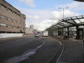 Stirling Bus Station, Goosecroft Road