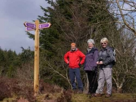 Muir's Way Walking Tour