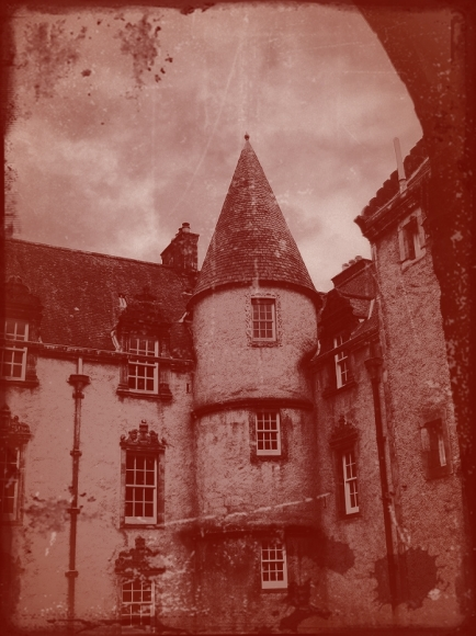 Haunted Houses Argyll's Ludging