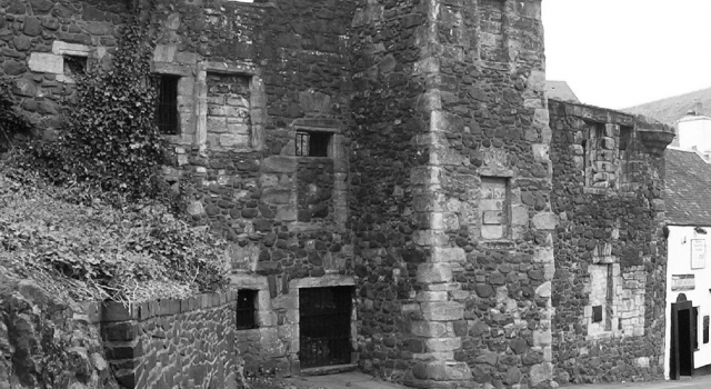 Locations you may visit during the Stirling Ghostwalk