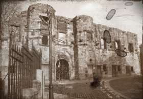 Haunted Houses Mar's Wark Castle Wynd