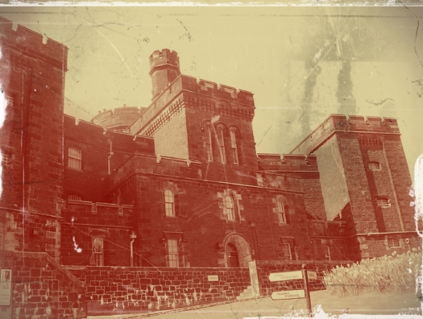 Haunted Houses Old Town Jail