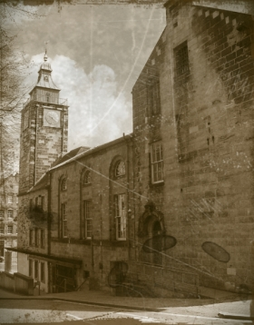 Haunted Houses Tolbooth Jail Wynd