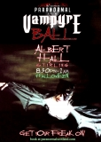 A promotional image for the Caledonian Vampyre Ball, to be held at the Albert Hall, Stirling, as part of the Scottish Paranormal Festival on 31st October 2014 - www.paranormalscotland.com