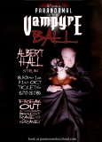 Another promotional image for the Caledonian Vampyre Ball, to be held at the Albert Hall, Stirling, as part of the Scottish Paranormal Festival on 31st October 2014 - www.paranormalscotland.com