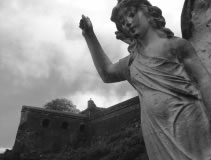 A Holy Rude Angel Watches Over Stirling Castle