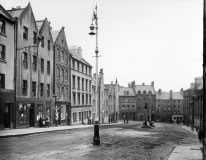 Broad St in the 1920s Haunt of the Milhall Ghost