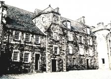 The Kings Old Building Haunted By the Murdered Earl of Douglas
