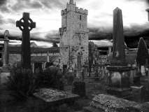 There's no place like home! The Holy Rude Church and Auld Kirkyard - 2011
