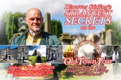 NEW Old Town Tour, Summer 2017