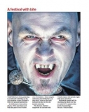 The Herald (Glasgow), 24th October 2014 - a promotion for the Scottish Paranormal Festival (It's The Hangman, David Kinnaird, but less than diligent copy-editors have confused me with Edinburgh spook Eric Murdoch)