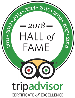 With A 5 Star Rating For More Than Five Consecutive Years The Stirling GhostWalk Has Been Inducted Into TripAdvisor Hall Of Fame