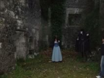 Patricia Brannigan as Stirlings Blair Witch and David Kinnaird as Witchfinder David Seton 2010