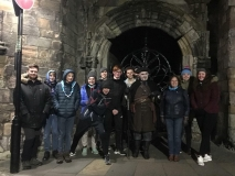 Explorer Scouts 29 October 2018 (Photo Courtesy of Nadia Northway)