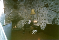 James Wigglesworth as The Storyteller, 1992